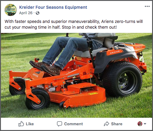 Ariens-zero-turn-mower